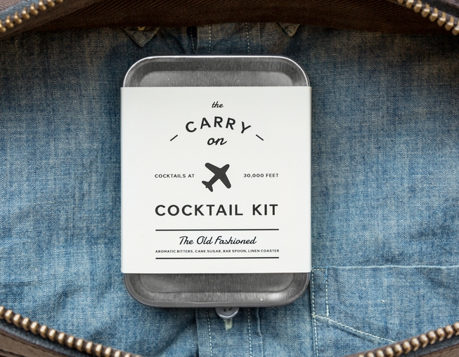 Carry On Travel Cocktail Kit