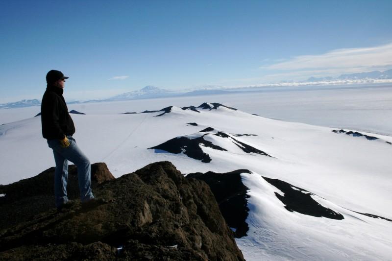 Castle Rock, Antarctica