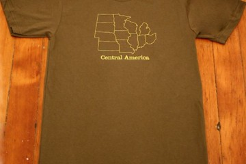 Central America T-Shirt