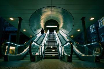 Journey Through Central Station, Copenhagen, Denmark