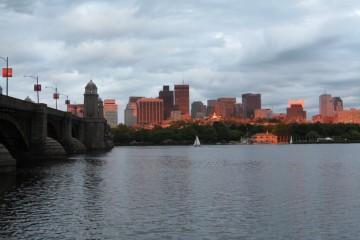 Charles River in Cambridge, Massachusetts