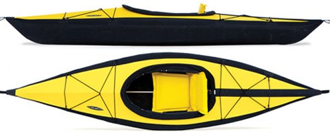 Citibot: Folding/Travel Kayak