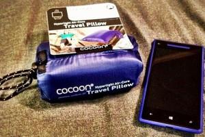 Cocoon Hyperlight AirCore Travel Pillow
