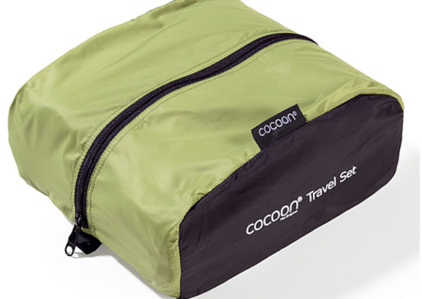 Cocoon Travel Set: Everything You Need to (Finally) Catch Some Mile-High Zzz's — Vagabondish