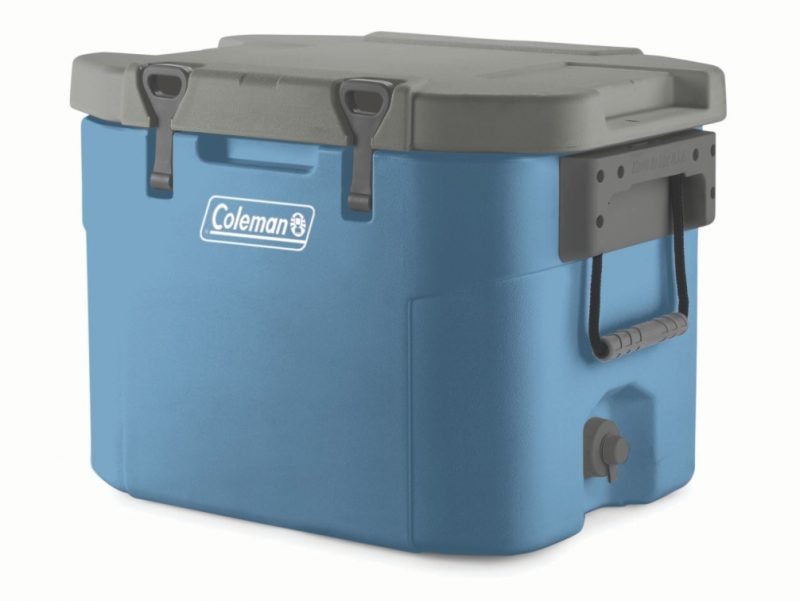 Coleman 55-Quart Heavy-Duty Super Cooler (blue)