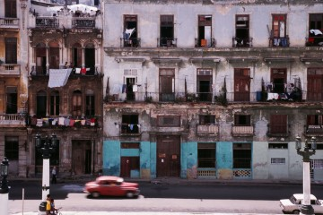 Colors of Havana, Cuba