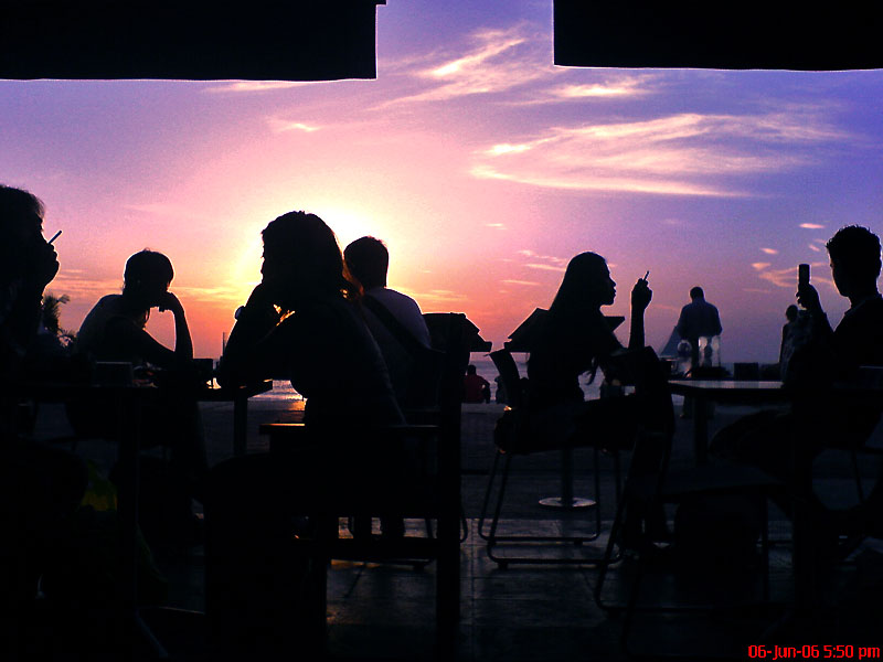 Cozy Sunset, Indonesia
