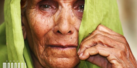 Crying Grandmother, Pakistan
