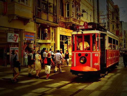 Daily Commute, Istanbul
