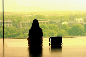 Daydreaming Traveler