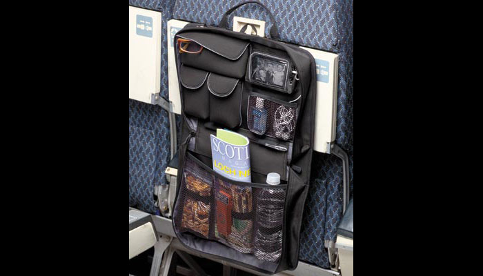 Deluxe Seatback Travel Organizer