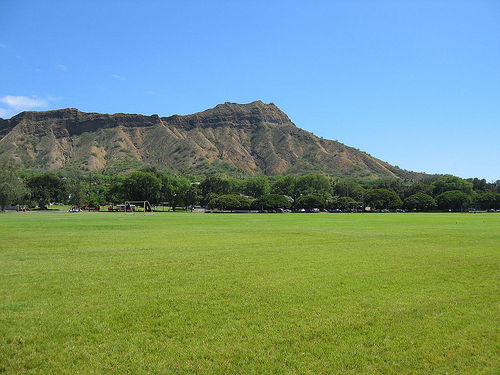 Diamond Head, Oahu