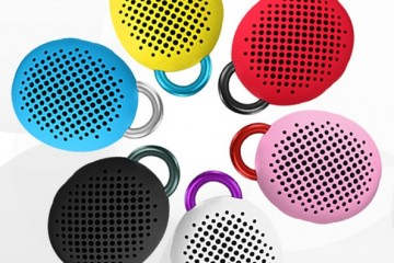 Divoom Bluetune-Bean Portable/Travel Bluetooth Speaker (various colors)