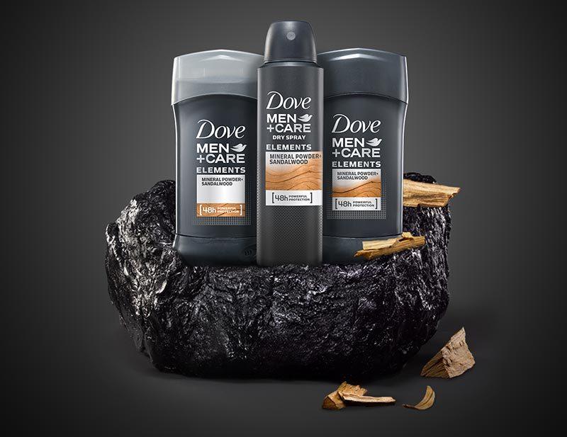 Dove Men+Care Elements Products