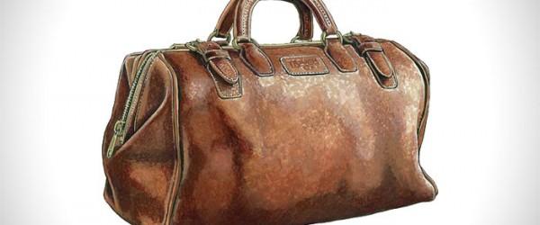Duluth Trading AWOL Bag (inspiration sketch)