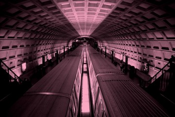 Dupont Circle Metro Station in Washington, D.C.