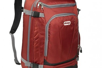 eBags Mother Lode TLS Weekender Convertible (red)