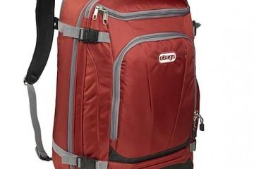 eBags Mother Lode TLS Weekender Convertible (red)