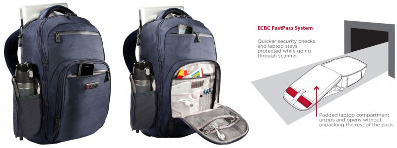 ECBC Hercules Backpack: Slim, Rugged Carry-All for the Modern ...
