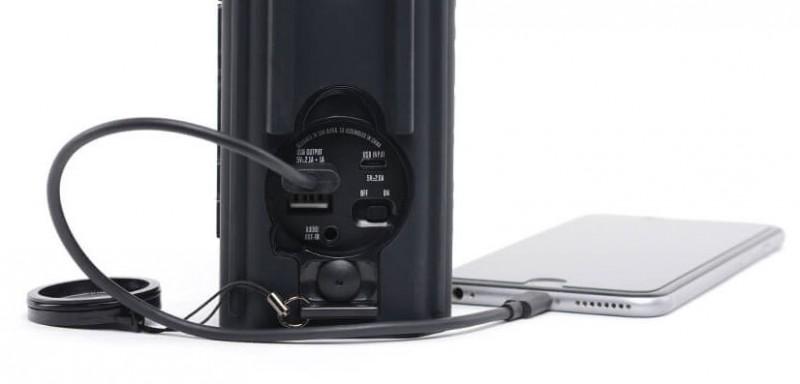 ECOXGEAR EcoPebble Powerbank: Lightweight Speaker with On-the-go Battery Backup — Vagabondish