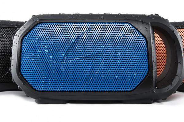 ECOSTONE Shockproof Bluetooth Travel Speaker