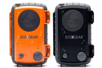 ECOXGEAR ECOXPRO Waterproof Speaker Case for MP3 Player/Smartphone