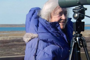 100-Year-Old Traveler Elsa Bailey
