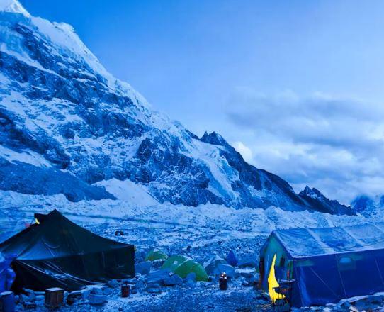 Astounding Everest Time-Lapse Video — Vagabondish