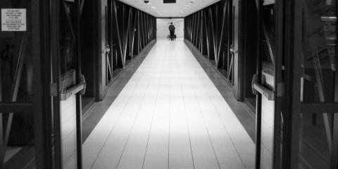 Exit, Ottawa Airport