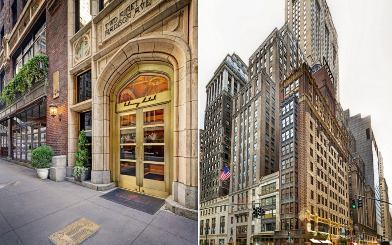 """New York City's Library Hotel Promises You'll """"Never Go to Bed Alone"""" — Vagabondish"""