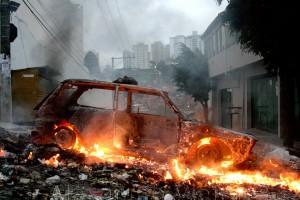 Favela Incendiary, São Paulo