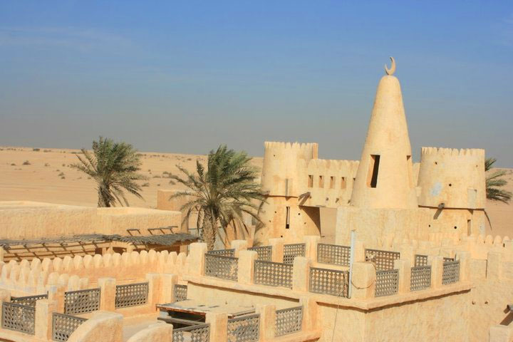 Qatar S Own Hollywood Film City Vagabondish