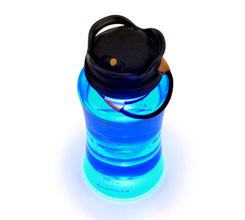 Firefly Water Bottle Light