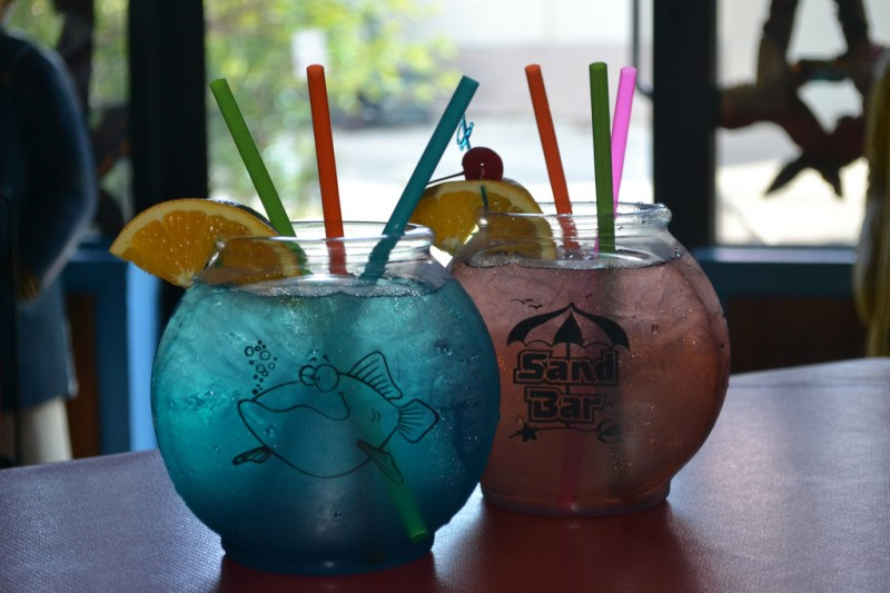 The accidental tourist 36 hours on florida 39 s marco island for Fish bowl punch