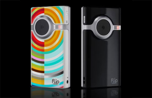 Flip Video MinoHD HD Video Camcorder