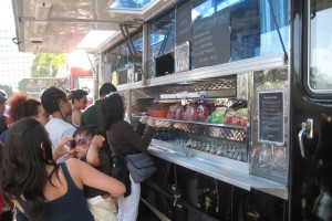 Food Trucks of Los Angeles, California
