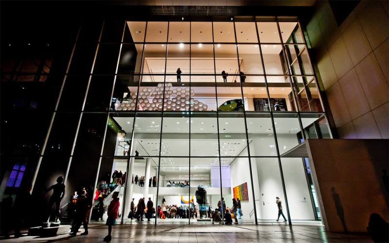 Free Friday at the Museum of Modern Art, New York City