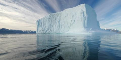 Frozen Monolith, Greenland
