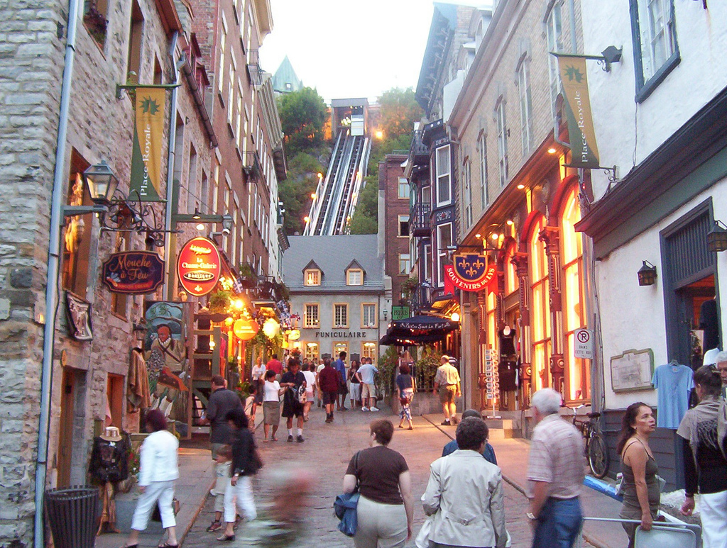 Old Quebec Funicular - Wikipedia