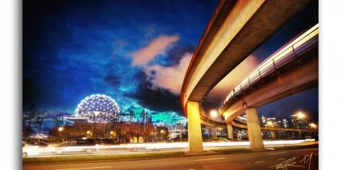Futuristic Chinatown, Vancouver