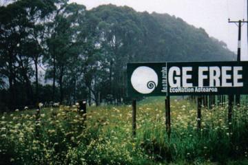 GE Free Sign