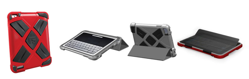 G-Form XTREME Case for iPad
