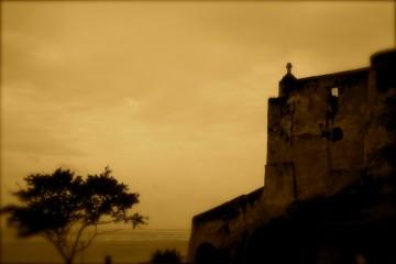 Gloomy Day in Mombasa, Kenya
