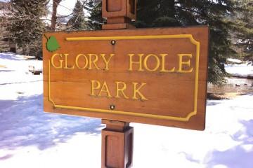 Aspen's Glory Hole Park
