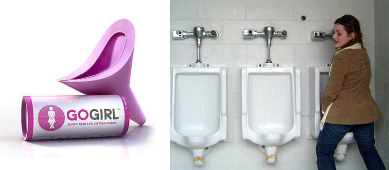 GoGirl Female Urination Device (FUD)