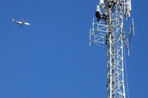 GoGo InFlight WiFi Antenna