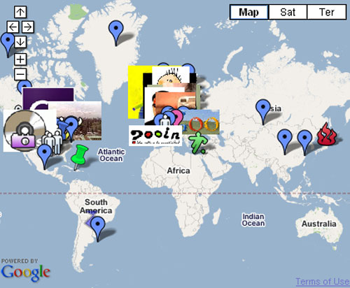 Google Collaborative Mapping