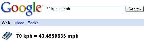 Google Shortcut: Speed