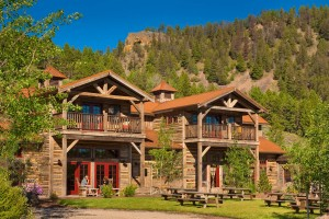 Granite Lodge at The Ranch at Rock Creek, Montana