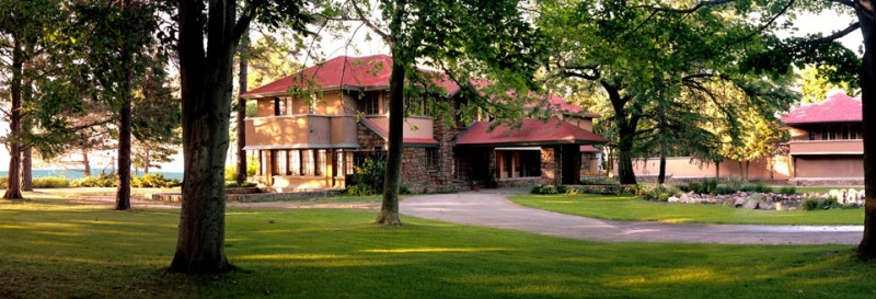 Graycliff Estate in Buffalo, New York